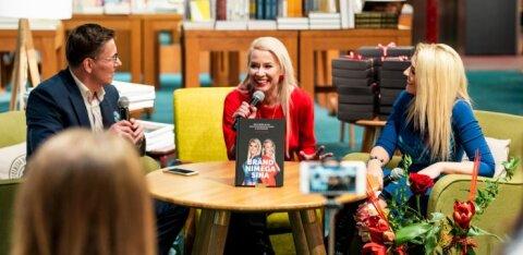 FOTOD | Esitleti Eesti esimest persoonibrändi raamatut