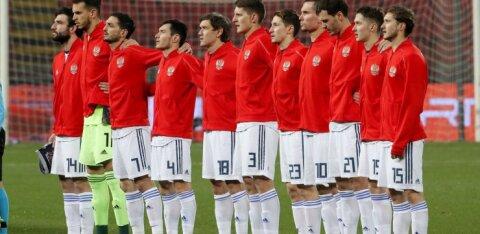 Spordilegend nimetas Venemaa jalgpalli rahvuslikuks häbiplekiks: iga teenitud viigipunkt on nagu teine 9. mai