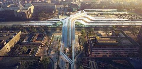 Rail Baltica повысит значимость Ласнамяэ как транспортного узла