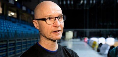 DELFI SKOPJES | Eesti koondise eesotsas debüteerinud Jukka Toijala: olen alguse üle väga õnnelik!
