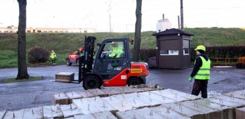 ФОТО | В Риге начинается подготовка к строительству центрального узла Rail Baltic