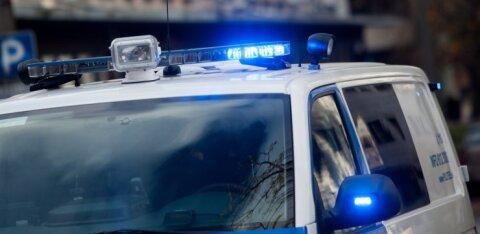 Каждый седьмой выезжающий за рубеж эстонский водитель попадает в аварию