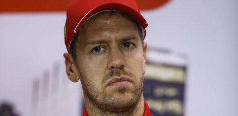Endise F1 sõitja vastuoluline hinnang Vettelile: ta põrus, kuid see polnud tema süü