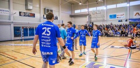 Eesti käsipalli karikavõistlustel selgus viimane veerandfinalist