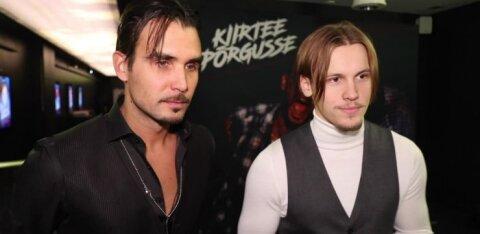 VIDEO | Kristjan Kasearu ja Franz Malmsten pidid õudusfilmis mängimiseks saama üle paanilisest hirmust!