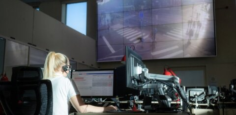 Звонок на 112 помог полиции задержать в Нарве пьяного водителя