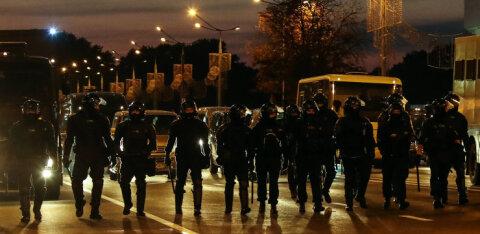 В Минске во время протестов погиб человек — МВД Беларуси
