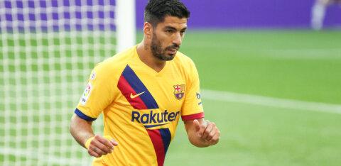 FC Barcelona ründaja on unistuse tiitlivõidust maha matnud: meil on peaaegu võimatu tulla meistriks