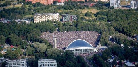 Прийт Симсон: принижаешь Ласнамяэ — вредишь Певческому празднику и всей Эстонии