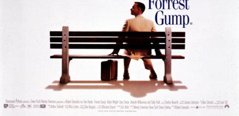 """Suri """"Forrest Gump"""" autor Winston Groom"""