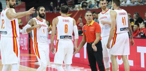 Hispaania peatreener: poolfinaalis on meist tugevamaid, kuid alati ei võida tugevaim
