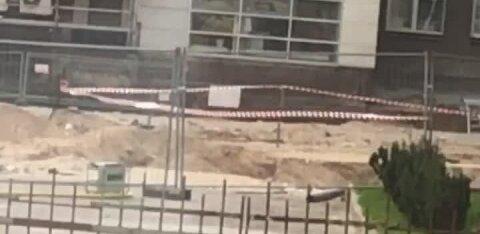 ВИДЕО | Рядом с крупнейшей таллиннской больницей нашли взрывное устройство
