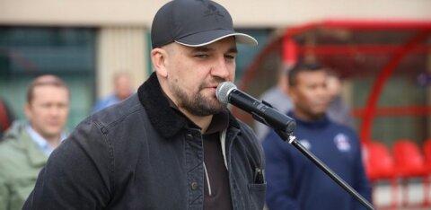 Баста, карапузики! Российский рэпер приобрел футбольный клуб из родного города