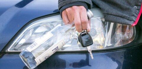 Пьяный водитель перевозил маленьких детей. В наказание - шоковое тюремное заключение