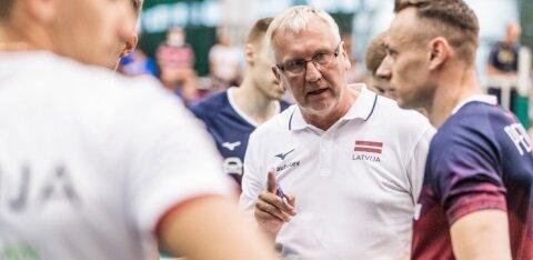 DELFI VIDEO | Läti koondist juhendav Avo Keel: arvasin, et Eesti võidab suuremalt