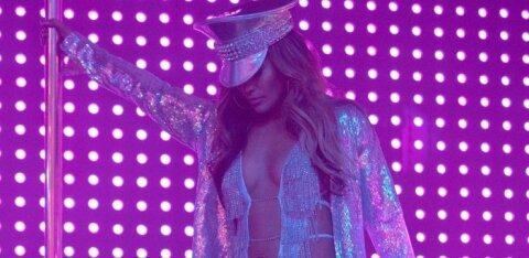 VIDEO | Vaata, kuidas õppis Jennifer Lopez oma uue filmi jaoks striptiisitantsu selgeks