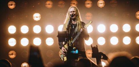 FOTOD | Legendaarne Alice in Chains hullutas Saku Suurhallis fänne, Nevesis esines ootamatult tagasihoidlikus koosseisus