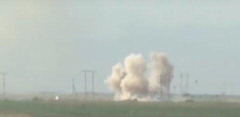 В Армении заявили о применении оружия широкого радиуса поражения