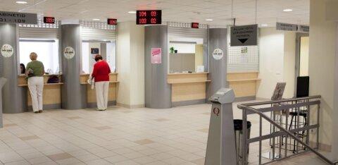 В Ида-Вируской центральной больнице отцам разрешили оставаться с роженицей