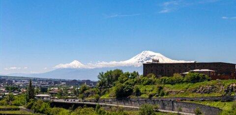 Самолет, вылетевший из Таллинна в Ереван, при загадочных обстоятельствах приземлился в Тегеране