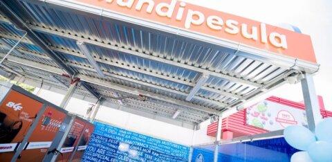 Mündipesula построит в Ласнамяэ и Мустамяэ новые автомойки