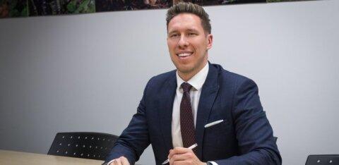 Союз плавания Эстонии возглавил новый президент