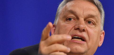 Europarlamendi suurim partei otsustas Orbáni erakonda mitte välja heita