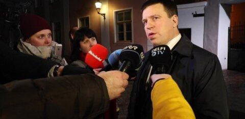 Ратас: сейчас Ярвик не должен подавать в отставку