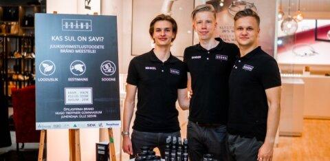 Eesti õpilasfirma tuli Euroopast koju tagasi kõrge kohaga