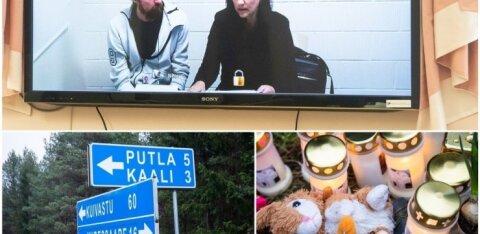 Виновник трагического ДТП на Сааремаа останется за решеткой