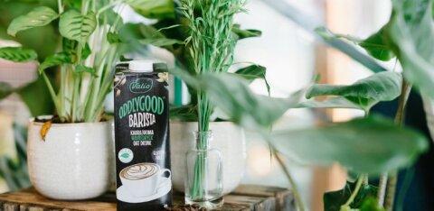Valio дополняет линейку продукции растительными продуктами