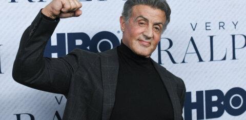 KLÕPS | Sylvester Stallone üllatas fänni märgatavalt muutunud välimusega: jätkake tagumist, mu sõbrad