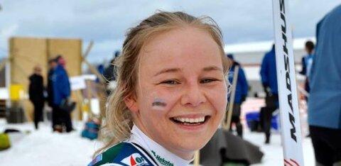 Eestlanna triumfeeris Soome koondise katsevõistlustel