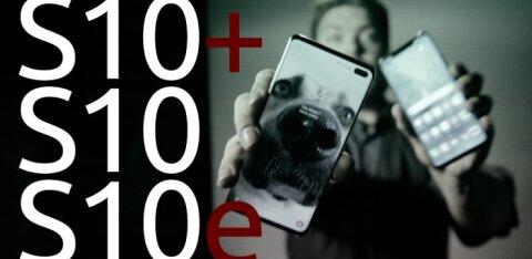 VIDEO | Samsung Galaxy S10 - parim nutitelefon?