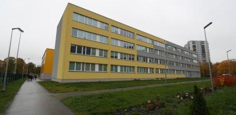 Ученик Таллиннского Ыйсмяэского русского лицея выпрыгнул из окна