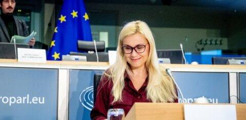 ТАБЛИЦА | За выступление перед Европарламентом Симсон получила суровую оценку