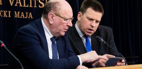 Хельме — Ратасу: в Таллинне власть уже не в руках эстонцев. Через лет 20 вся Эстония станет Ида-Вирумаа