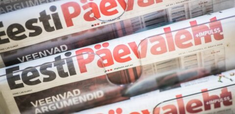 Meediaäri suur tagasitulek: Eesti Päevalehe digileht teeb rekordeid