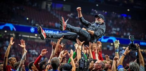 Liverpool sõlmis Jürgen Klopiga uue lepingu, sakslane jääb meeskonna etteotsa veel mitmeks aastaks