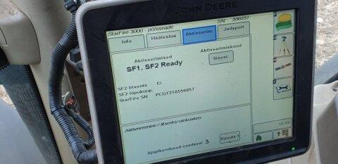 Полиция предупреждает о кражах GPS-устройств с сельскохозяйственной техники