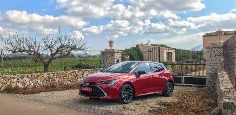 Uus Toyota Corolla: üks kõigi, kõik ühe eest ja veel ühe eest, mis otsa sai