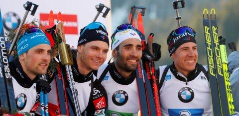 Норвегия без золота, Логинов старался, эстонцев не пустили на финиш