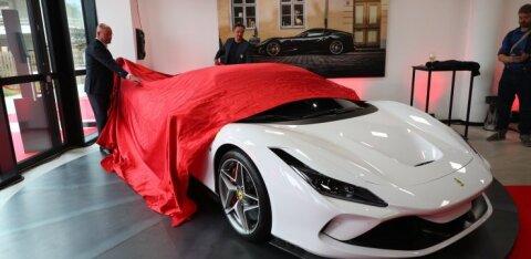 FOTOD | Soomlased avasid Tallinnas Ferrari esinduse: eestlased saavad oma Ferrari palju soodsamalt kätte!