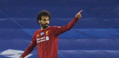 Manchester City lustis Newcastle'ga, Liverpool pidi võidu nimel rohkem vaeva nägema