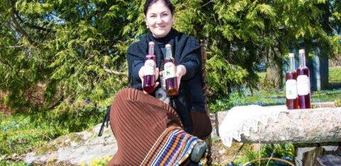 Saaremaa esimeses veinitehases valmistatakse nii potentsiveini kui ka tomativeini
