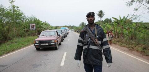 В Гане похитили почетного посла Эстонии