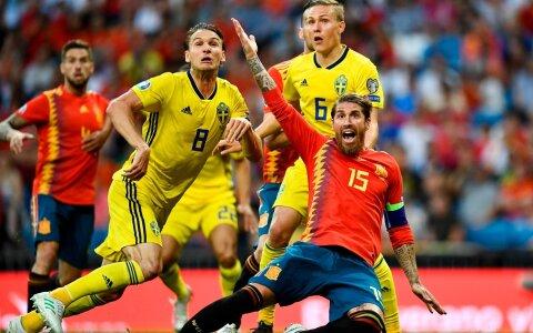 Футбол 24 февраля испания россия результаты