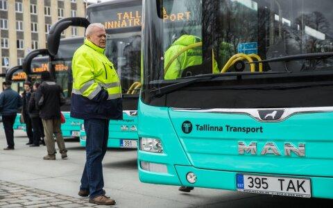 b8327f63c2d Bussikaos Tallinnas kestab kuni kaks kuud: uued graafikud, hilinemised ning  bussipuudus nõuavad sõitjatelt ümberharjumist - Delfi Eesti