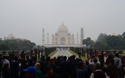 Agra ja Jaipur – seitsme maailmaime hulka kuuluv Taj Mahal ja värvikirev India roosa linn