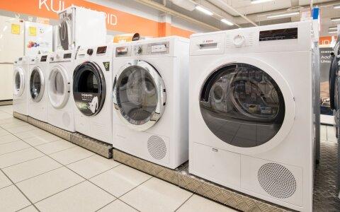 Отличные предложения на бытовую технику: цены на стиральные и сушильные машины снижены до 50%